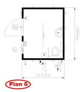 Plan-6 - 1 WC PMR