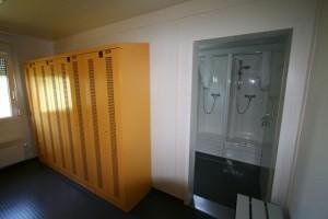 Bungalow Sanitaire Douches